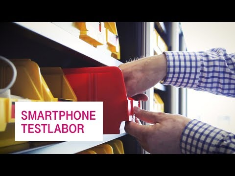 Social Media Post: Smartphone Testlabor - Netzgeschichten