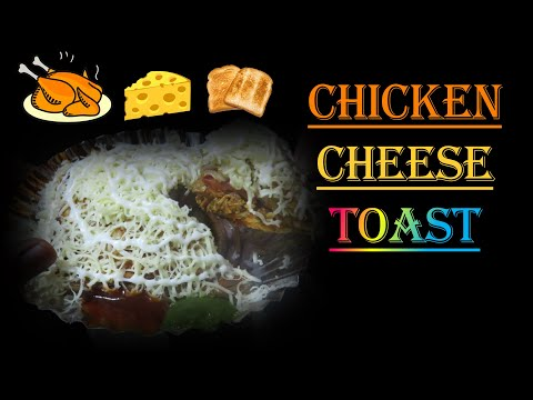HEAVILY LOADED CHICKEN CHEESE TOAST SANDWICH NEAR THANE COLLEGE   OH MY FOOD   PART 2