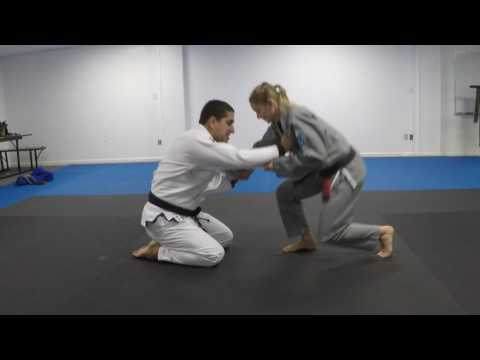 Say no to knee judo