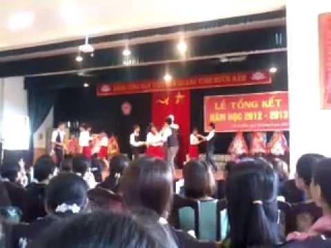 Trường THPT DTNT Thanh Hóa năm 2013....