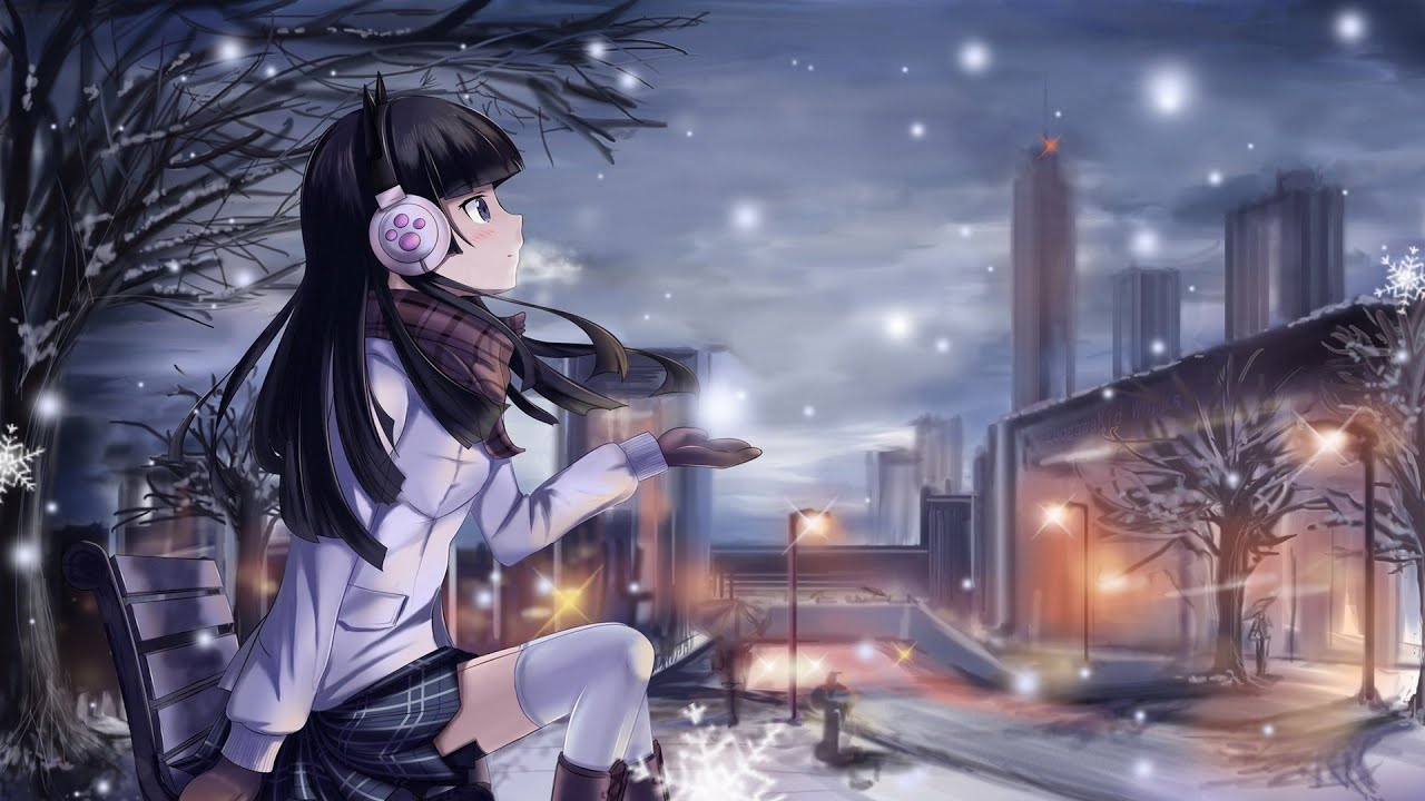 Image result for anime winter pictures