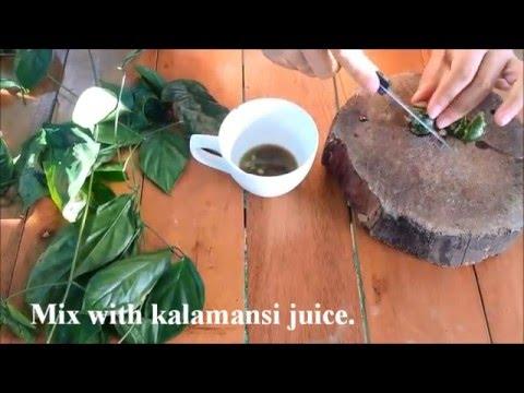 Herbs for Life: BUYO (Body Odor)