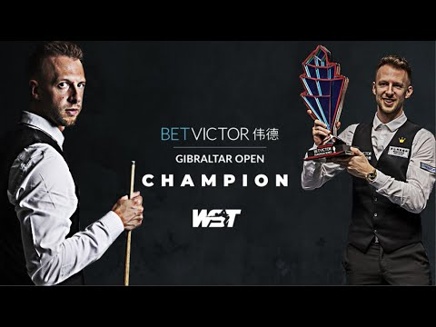 Wakelin Ends Selby's Gibraltar Open To Hand BetVictor European Series Title To Trump! Worth £150,000