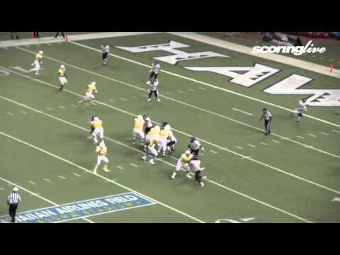 ScoringLive: Hilo vs. Mililani - Kalakaua Timoteo, 12 yard pass from McKenzie Milton