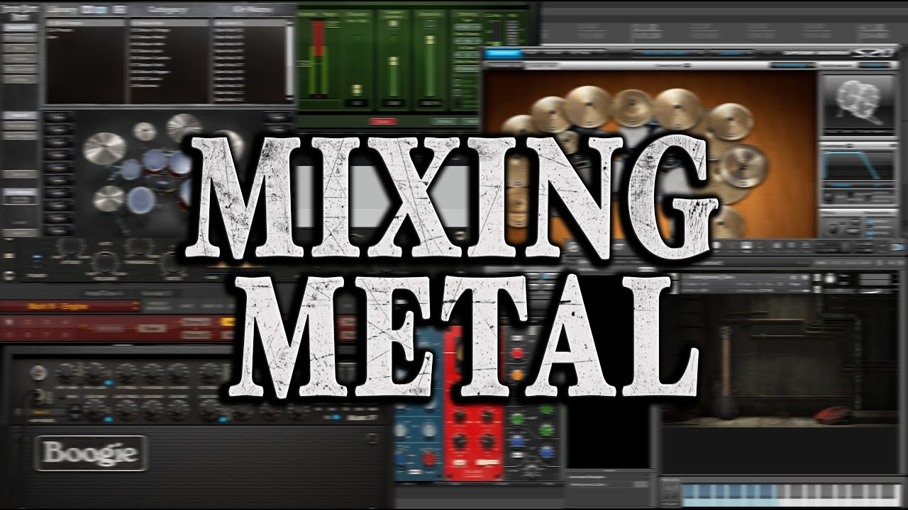 mixing metal guide amplitube 4 superior drummer ssd4 youtube. Black Bedroom Furniture Sets. Home Design Ideas