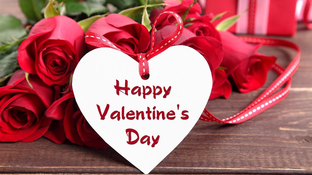 Happy Valentine S Day 2019 For You My Love Youtube