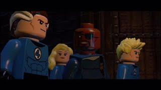 Lego Marvel Super Heroes part 4