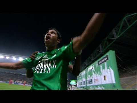 Goal BRANDAO (9') - AS Saint-Etienne - AS Nancy Lorraine (4-0) / 2012-13