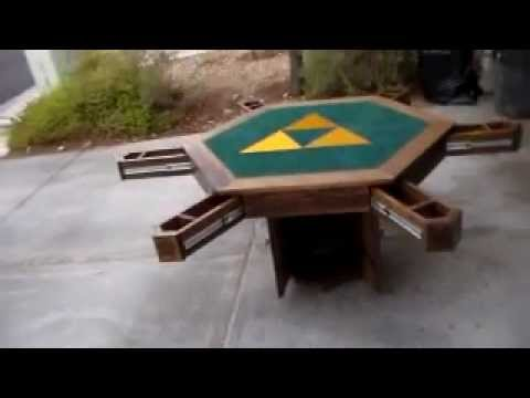Hexagon Game Table Part 3