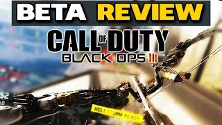 BLACK OPS 3 BETA REVIEW | Is it fun? - Sniper Gameplay (ENG/GER)