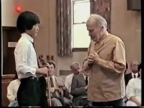 Master Class with Yehudi Menuhin!! Part 3/3 VTS_11_1.avi
