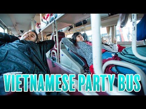 Party Bus To Tuy Hoa   Travel Vietnam Ep. 4