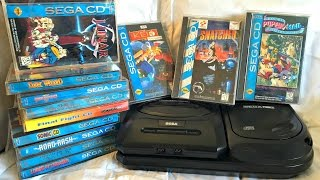 Sega CD BUYING GUIDE & Review - The Games Rock!