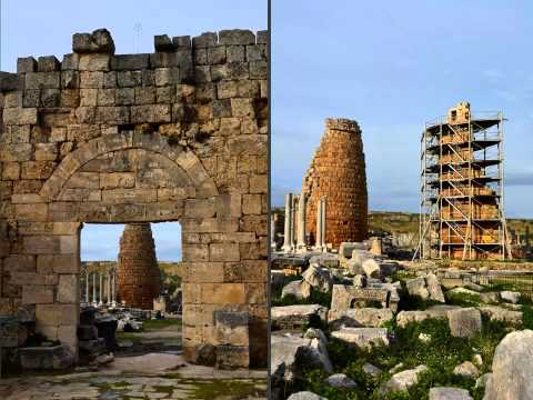 Antalya.Turkey: Discovering Archaeological and Natural Wonders