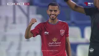 الأهداف | الدحيل 6 - 0 الغرافة | دوري قطر غاز تحت 23 سنة