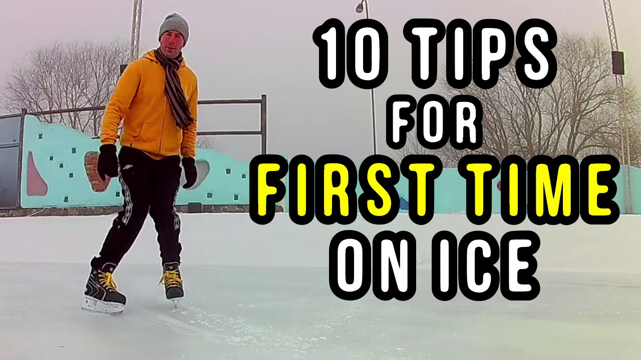 How To Ice Skate  Ten Tips For Absolute Beginners