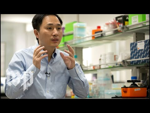 Scientist claims he's created gene edited babies. Most scientists are shocked and skeptical.
