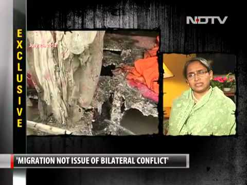 Bangladesh Foreign Minister Talks to Indian Television Media NDTV: Full Interview