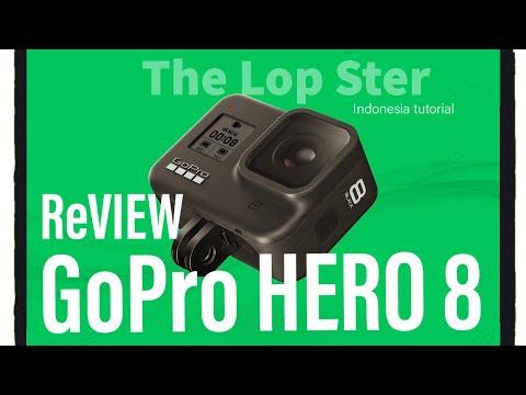 REVIEW GOPRO HERO 8 INDONESIA