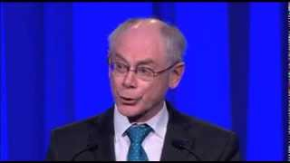 President of European Council Herman van Rompuy speech at the EPP Congress, Dublin