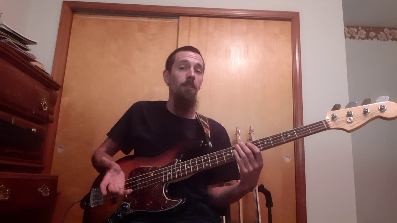 """Download Learn to play """"Me and My Bass Guitar"""" by Vic Wooten (Main Groove) Part 1"""