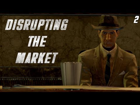 Fallout 4 Mods: Disrupting The Market - Part 2