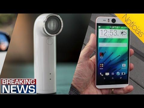 HTC Desire Eye y cámara deportiva RE, HTC apuesta por la imagen