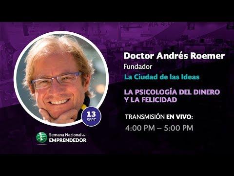 Conferencia Magistral Andrés Roemer