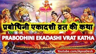Prabodhini Ekadashi Vrat Katha 22nd November 2015 Sunday in Hindi - प्रबोधिनी एकादशी व्रत कथा
