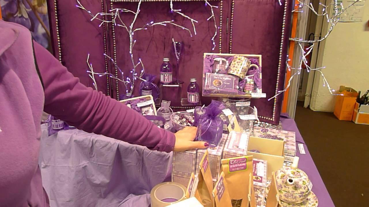 La maison de la violette toulouse youtube for Maison violette toulouse
