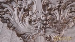 Изготовление декоративной накладки из дерева