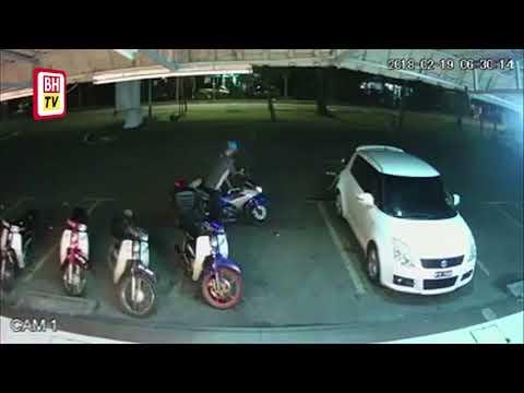 Penjenayah bawa lari RM50