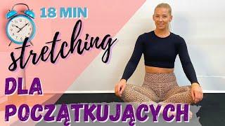 Stretching dla początkujących 2 (rozciąganie)