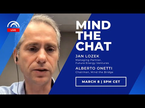 Mind the Chat with Jan Lozek (Future Energy Ventures)