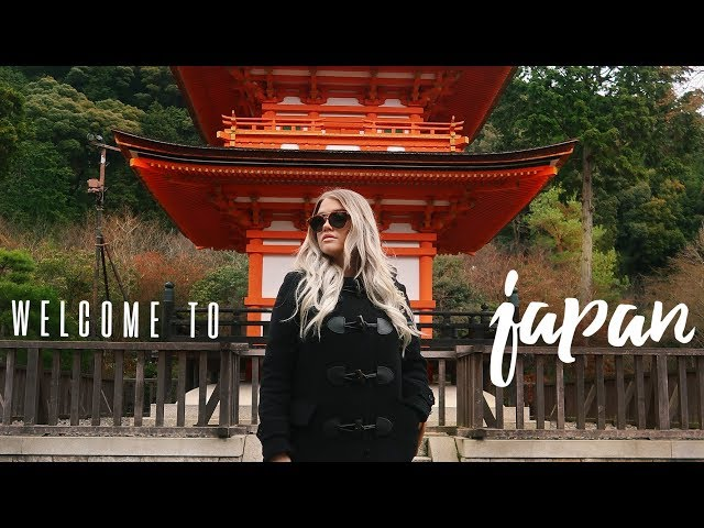 TRAVEL VLOG / JAPAN