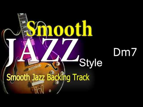 Smooth Jazz (2-5-1-6 in C) Guitar Bass Backing Track Bpm 85 Highest Quality