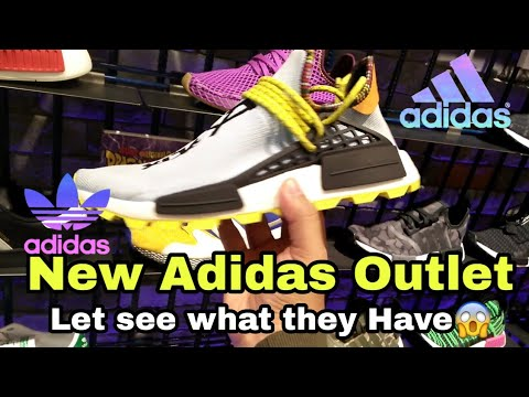 The New Adidas Outlet @ ICONSIAM - Kabayan Vlog