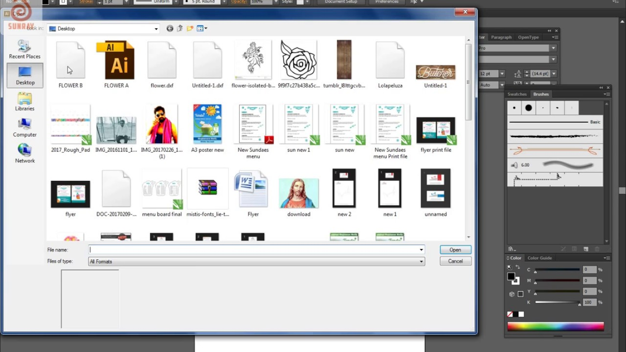 Corel draw viewer online - How To Convert Cdr Coreldraw To Ai Illustrator File Format