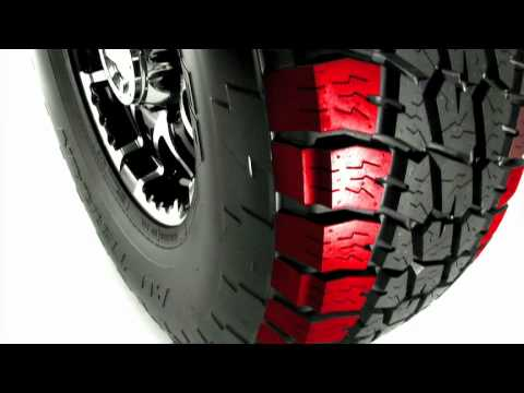 Experience the Nitto® Terra Grappler A/T Tire - YouTube