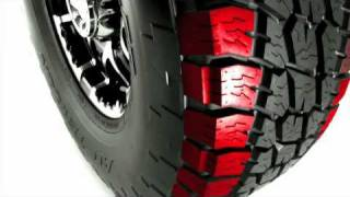 Experience the Nitto® Terra Grappler A/T Tire
