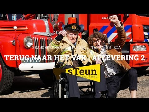 Still uit de video 'TERUG NAAR HET VAK | 2 - Brandweerman Jaap (92) en zijn dochters - sTeun en toeverlaat'