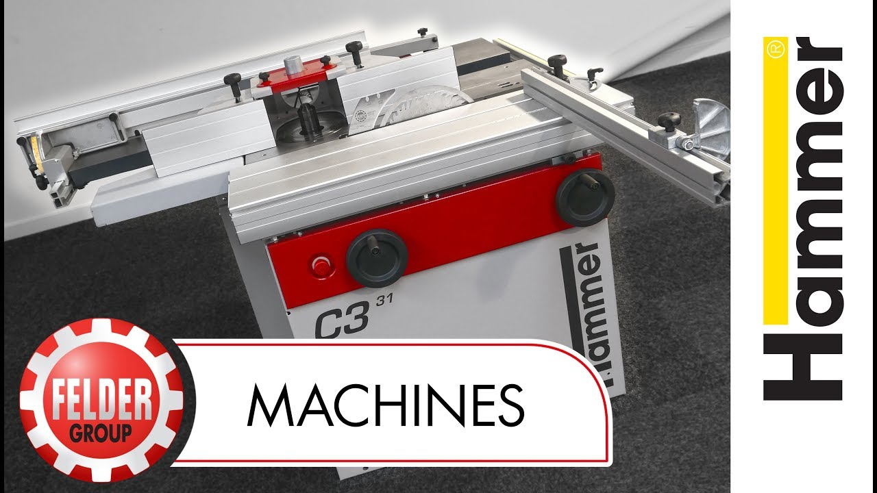 Hammer Table Saw