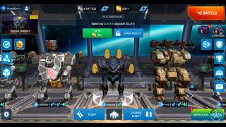 Gambar cover 1.8 Million Damage with Old Hanger | War Robots | Brand Games