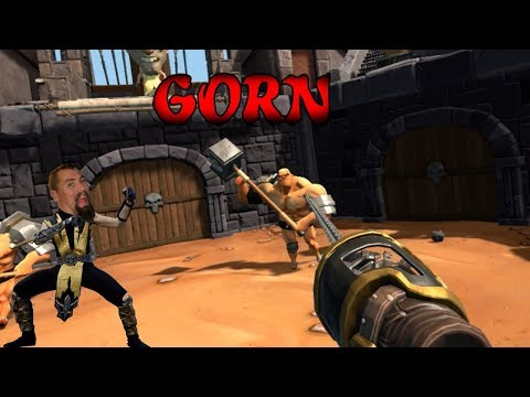 Scorpion Mortal Kombat | Gorn VR