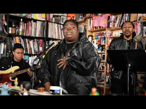 Chika: NPR Music Tiny Desk Concert