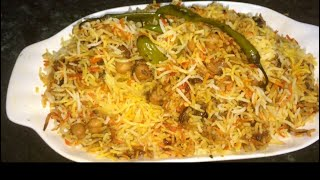 Perfect Chana Biryani Recipe by RJ Kitchen