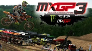 BLOWING UP THE DIRT SCOOTER! - MXGP 3 The Official Motocross Videogame