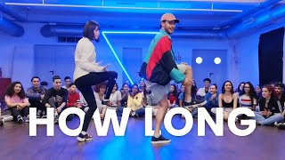 Charlie Puth - How Long | Dance Choreography