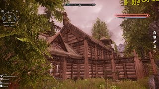 88.The Elder Scrolls V : Skyrim (SA-Evolution 2.4 RC) Поместье Озерное /2