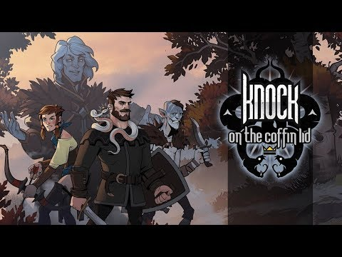 Knock On The Coffin Lid - Turn Based Deck Building Roguelite RPG